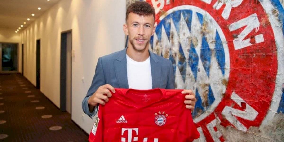 Bayern Múnich trabaja en silencio y abrocha el fichaje de Ivan Perisic