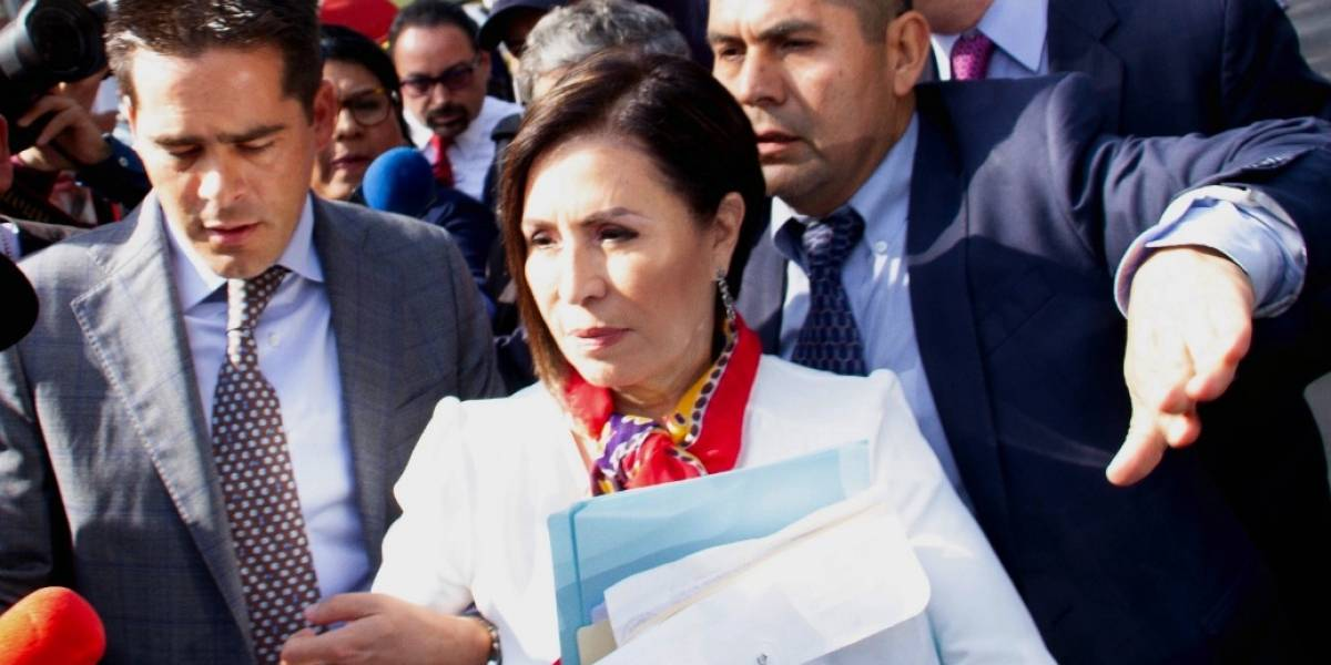 Si se declara culpable, Rosario Robles pasaría 2 años en prisión: Tojil