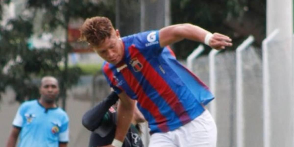 Juan Alvarenga, del Deportivo Quito, aclara que se ausentó a entrenamientos y partidos para negocio de empanadas