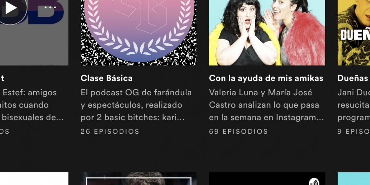 Spotify para Podcasters sale de la fase beta y ya está disponible en su versión completa