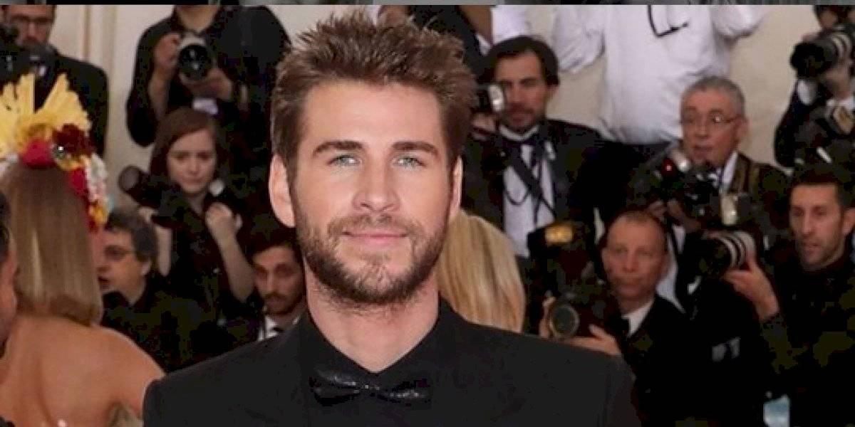 """Liam Hemsworth le desea """"salud y felicidad"""" a Miley Cyrus"""