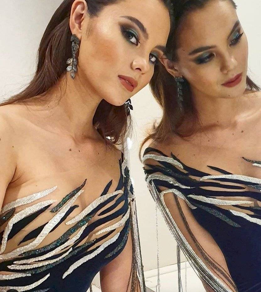 Miss Universo, Catriona Gray Instagram