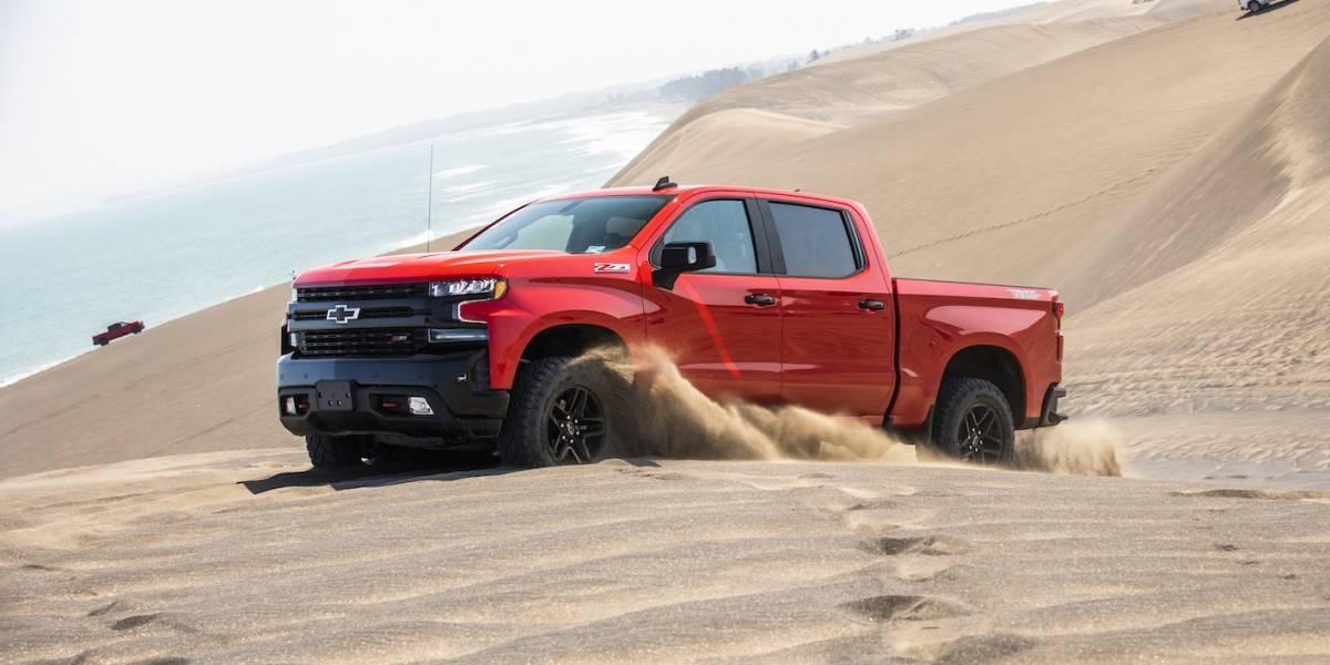 Chevrolet Cheyenne y Silverado 2019, ¡quítense que ahí les voy!