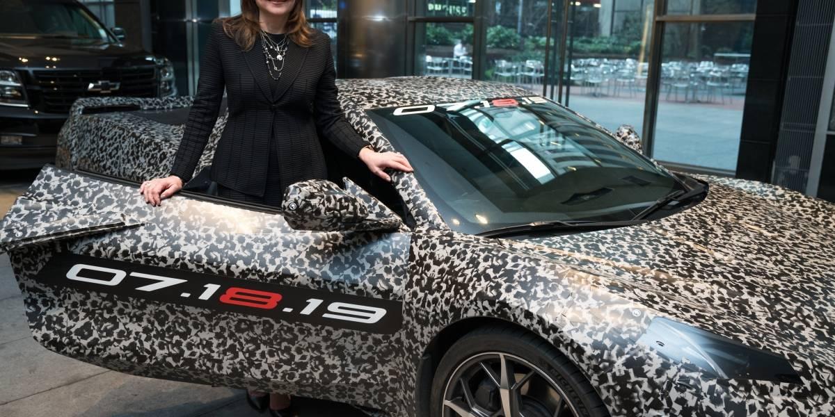 Último Chevrolet Corvette de la 7a generación será subastado para ayudar a veteranos de guerra