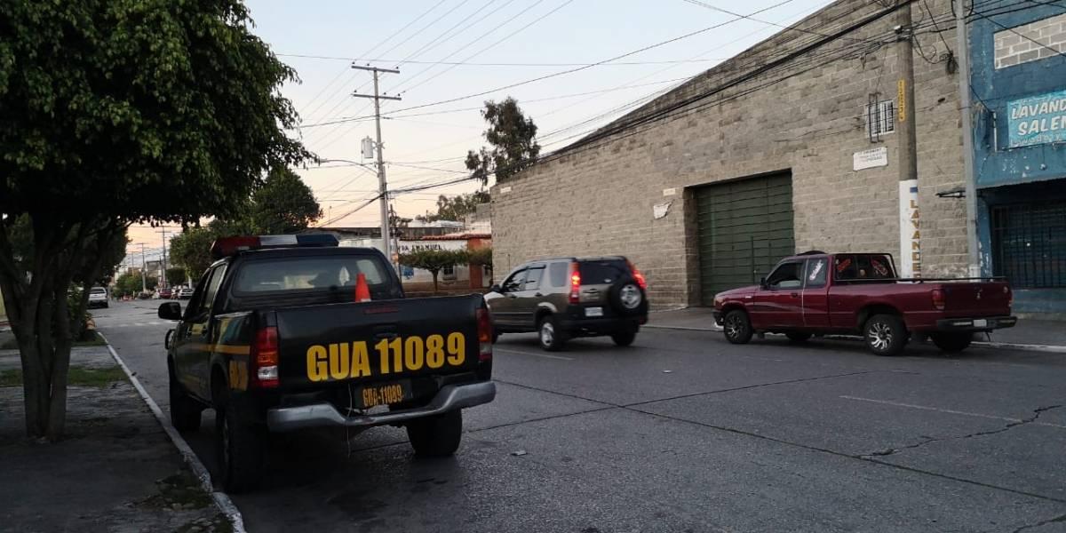 Continúa irregular el servicio de buses de Antigua tras ataque armado