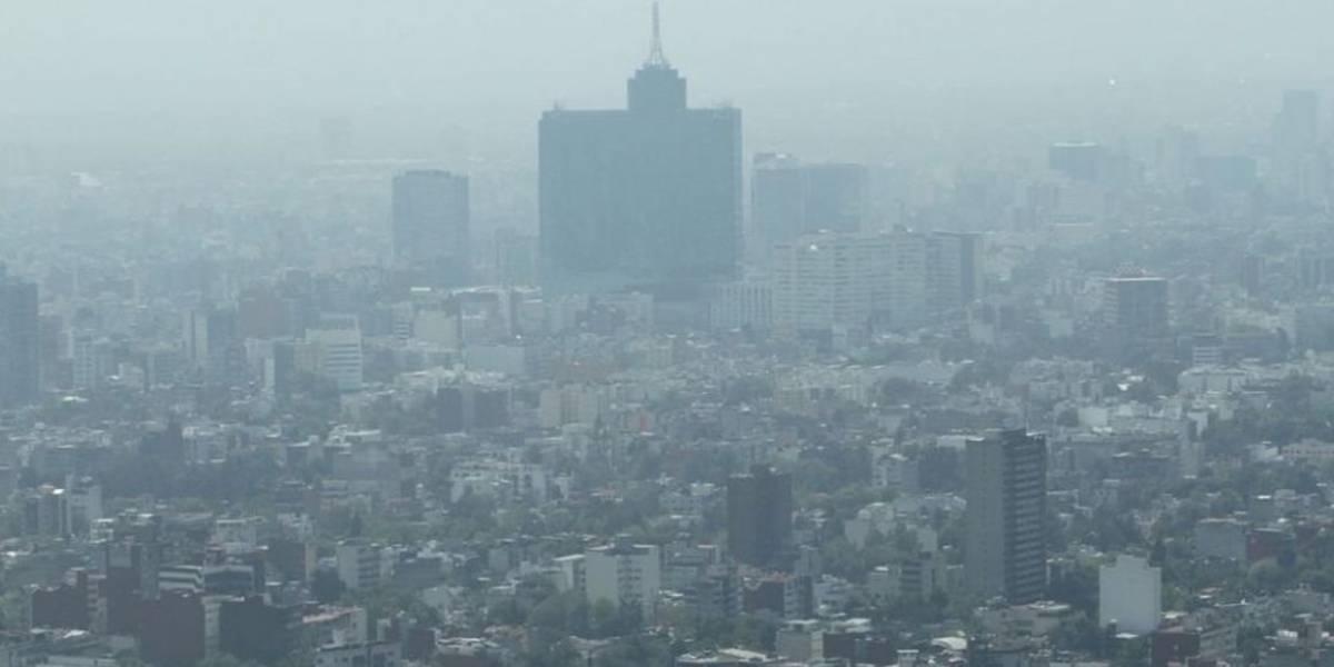 ¿Por qué no han declarado contingencia por mala calidad del aire?