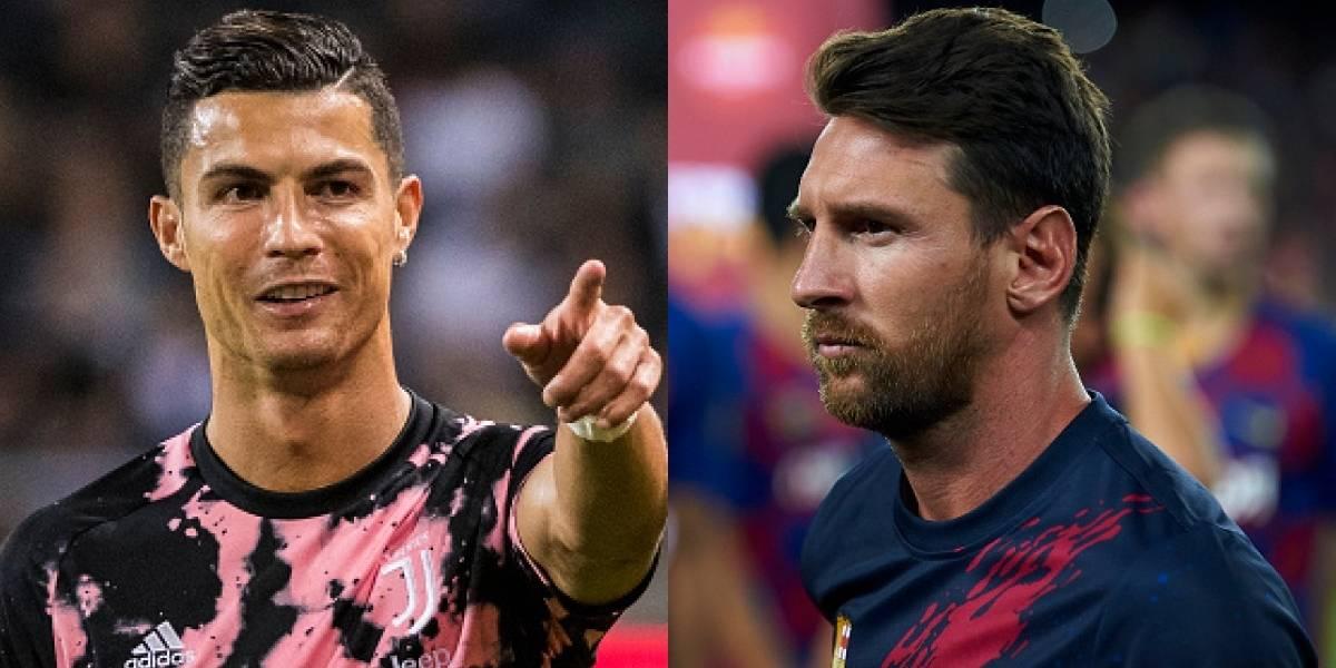 Cristiano Ronaldo dice lo que le diferencia de Lionel Messi