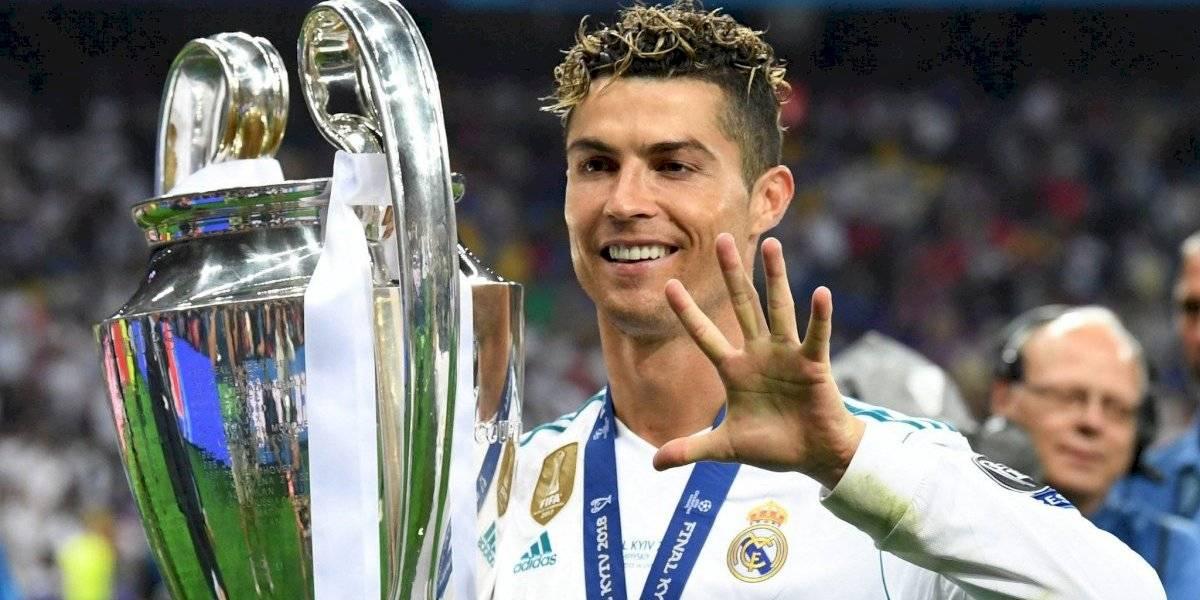 """VIDEO. Cristiano sobre Messi """"He ganado la Champions en clubes distintos"""""""