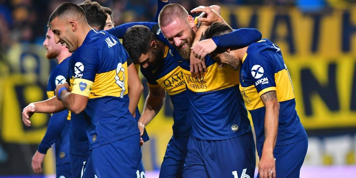 VIDEO. El dorado debut de Daniele de Rossi con Boca Juniors
