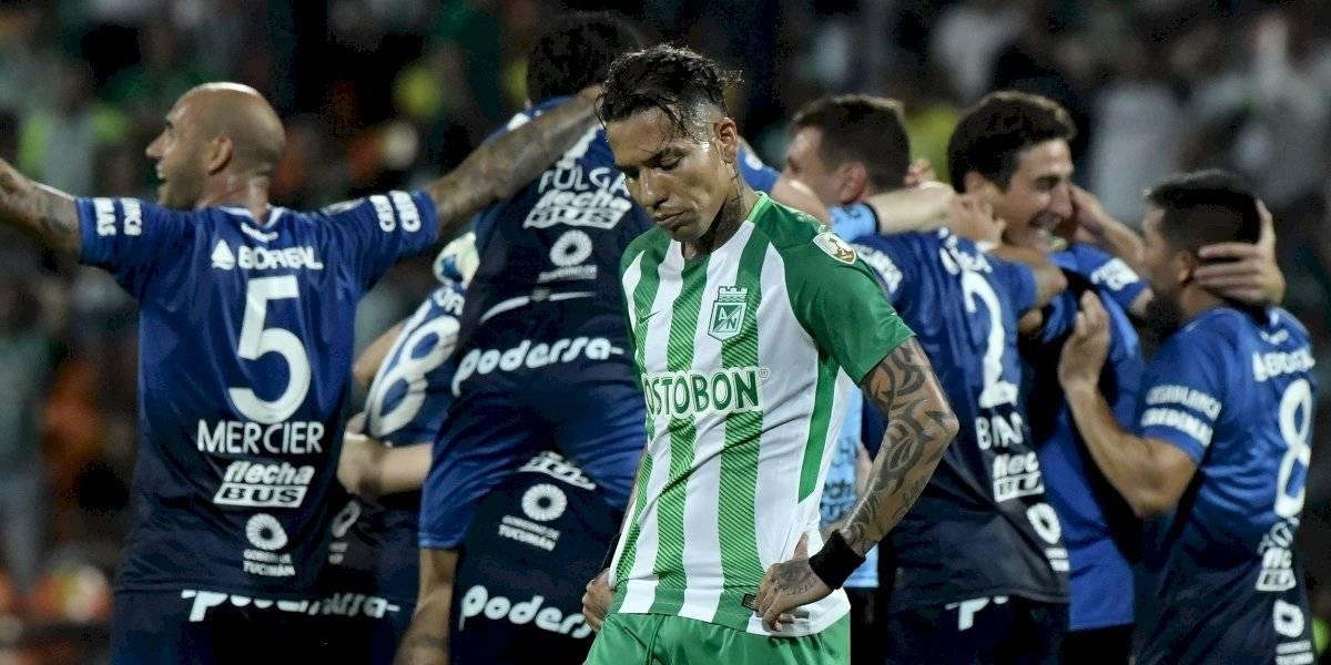 La razón por la que quieren fuera de Argentina a Dayro Moreno cuanto antes