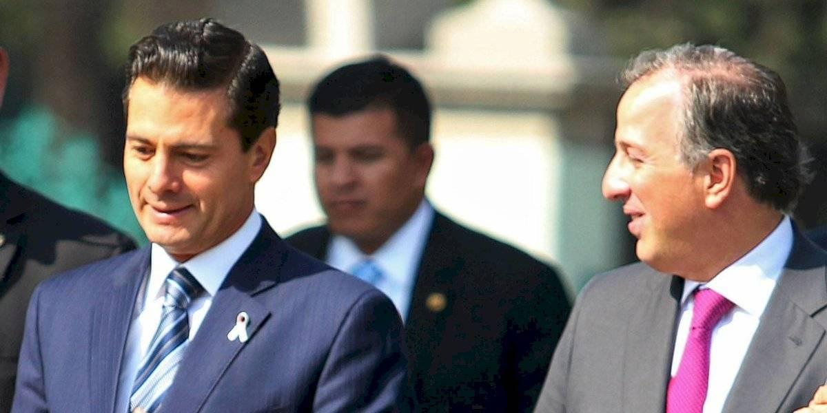 Juez sugiere investigar a EPN y Meade por presuntos desvíos millonarios