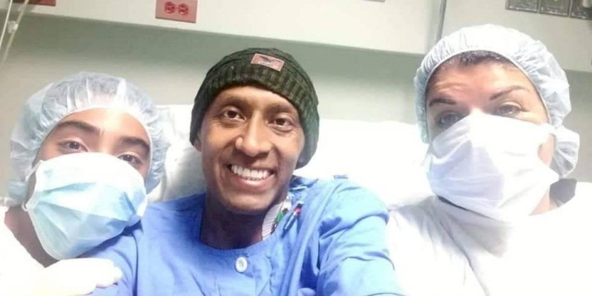 Futbolista de Costa Rica vence el cáncer por tercera vez, su historia es increíble