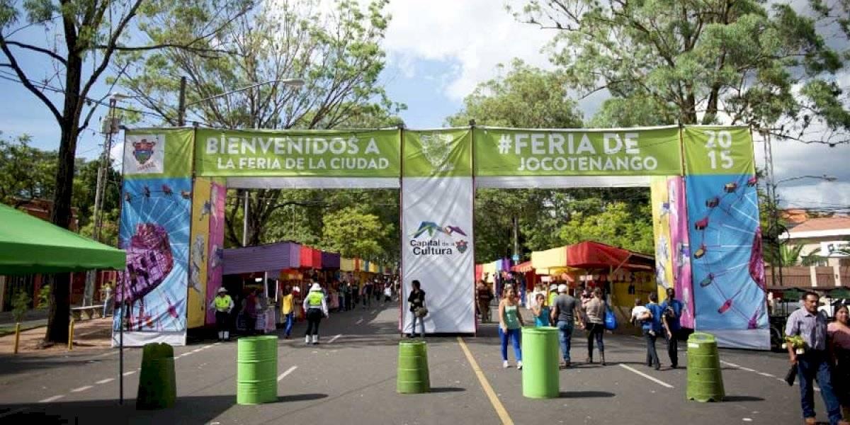 PNC implementará plan de seguridad en Feria de Jocotenango