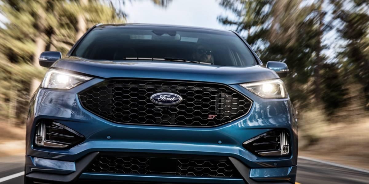 Test drive: Ford Edge ST 2019