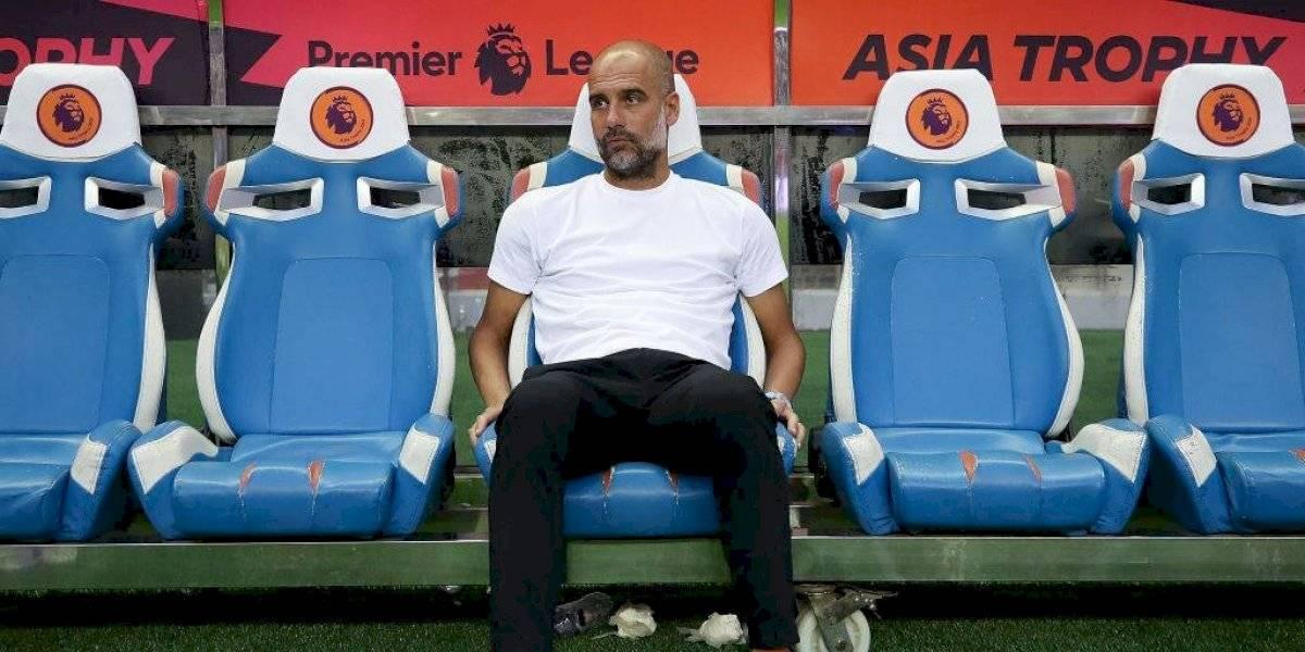 El Manchester City zafó de una sanción mayor por incumplir el reglamento FIFA relativo al fichaje de menores