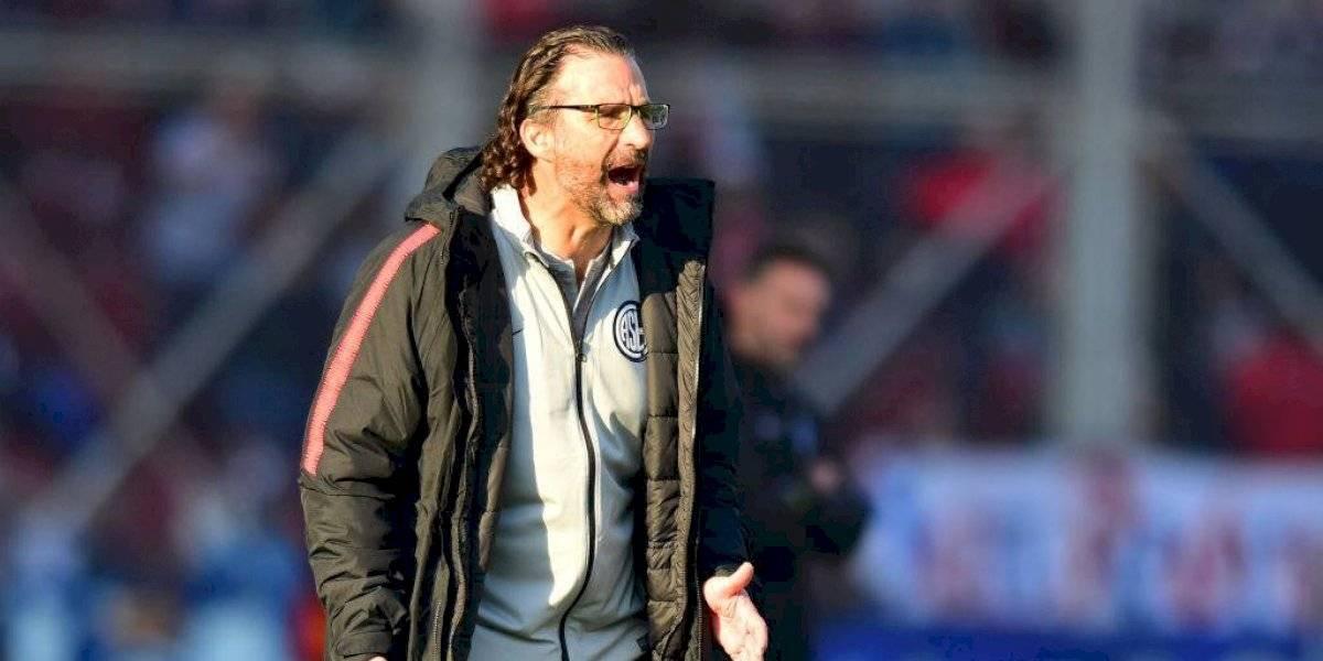 """Juan Antonio Pizzi: """"No soporto que un jugador no acepte esa suplencia por la que muchos hemos pasado"""""""