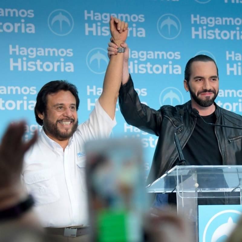 Y El Salvador firman acuerdo para el control de solicitantes de asilo