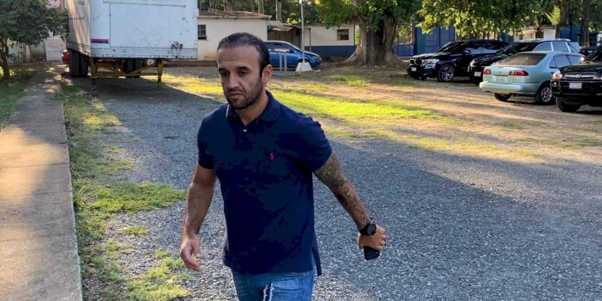 """VIDEO. José Manuel """"el Moyo"""" Contreras no logra el objetivo y sigue inhabilitado"""