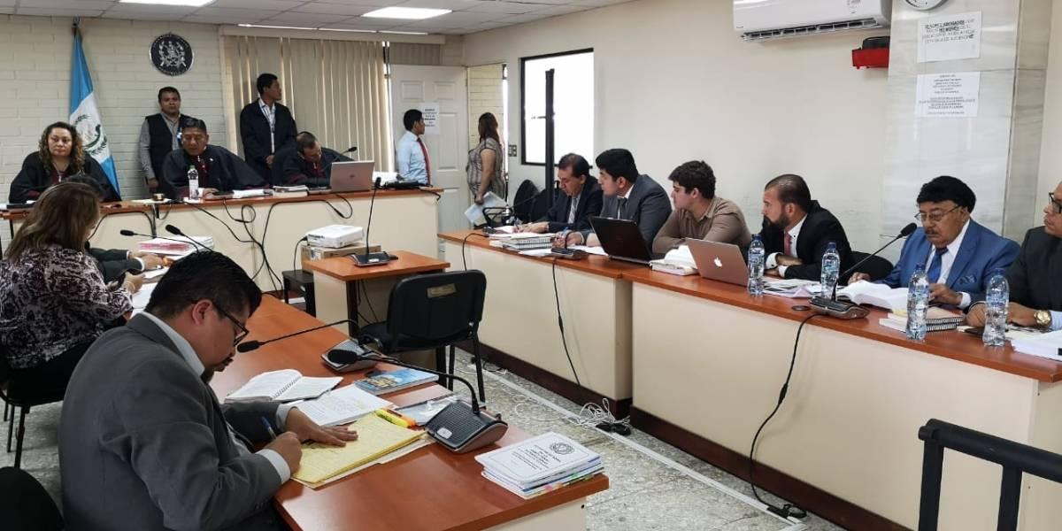 Tribunal dictará sentencia contra señalados del asesinato del abogado Francisco Palomo