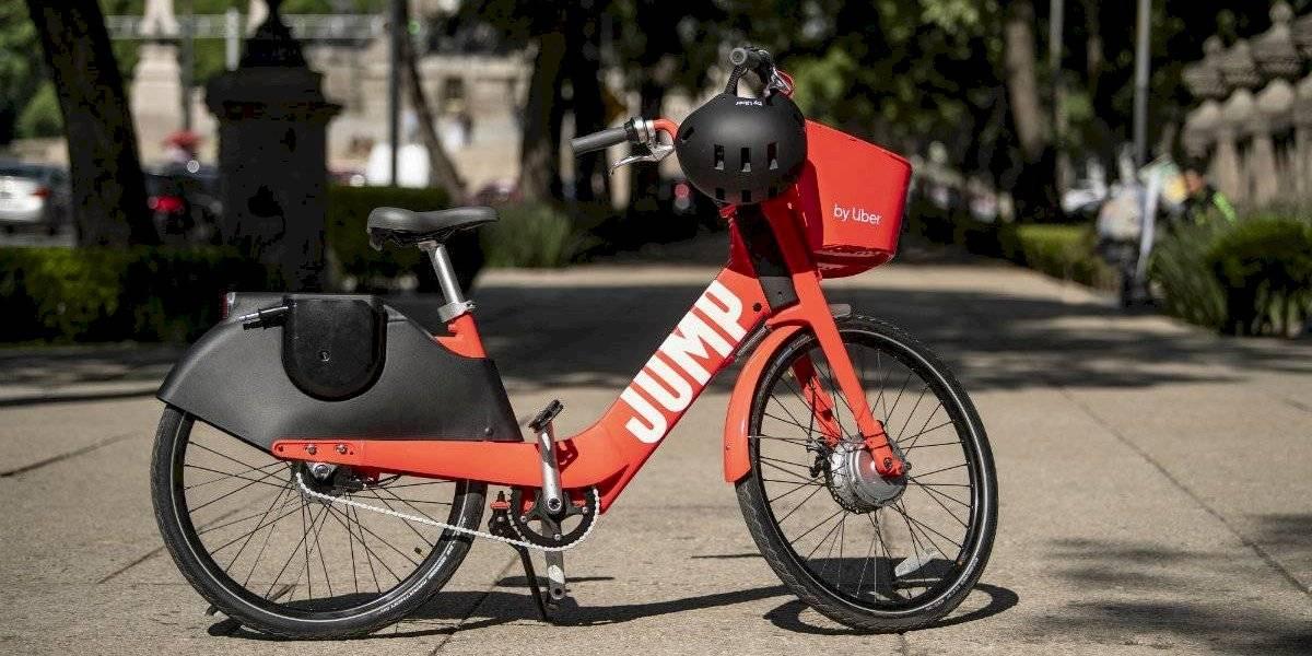 Uber trae a CDMX su servicio de bicicletas eléctricas