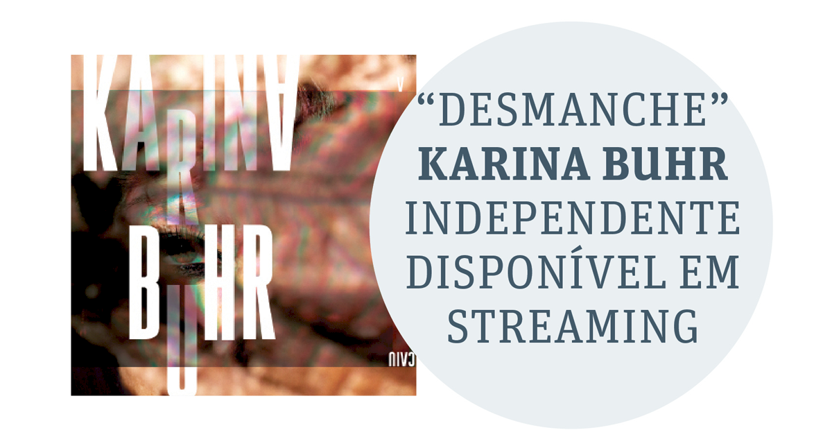 Karina Buhr disco Desmanche