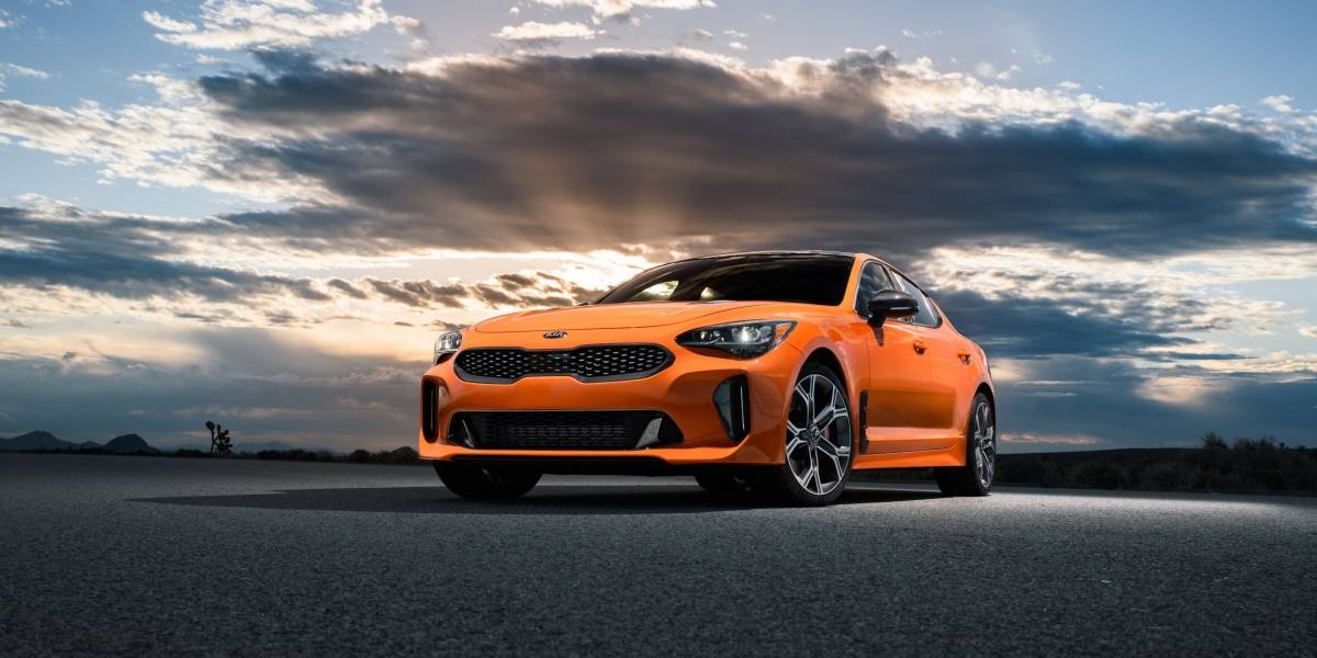 More power? KIA Stinger GTS