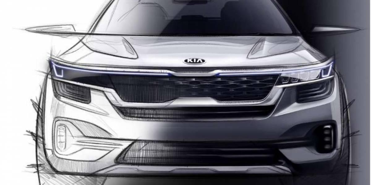 KIA revela cómo será su primera SUV pequeña