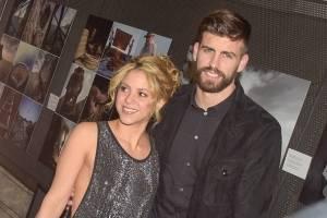 La foto de Shakira y Piqué en tremenda fiesta bebiendo se filtró