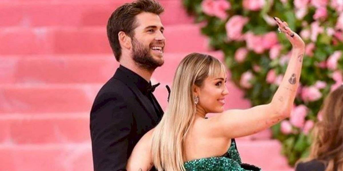 Liam disfruta vacaciones tras divorciarse de Miley Cyrus