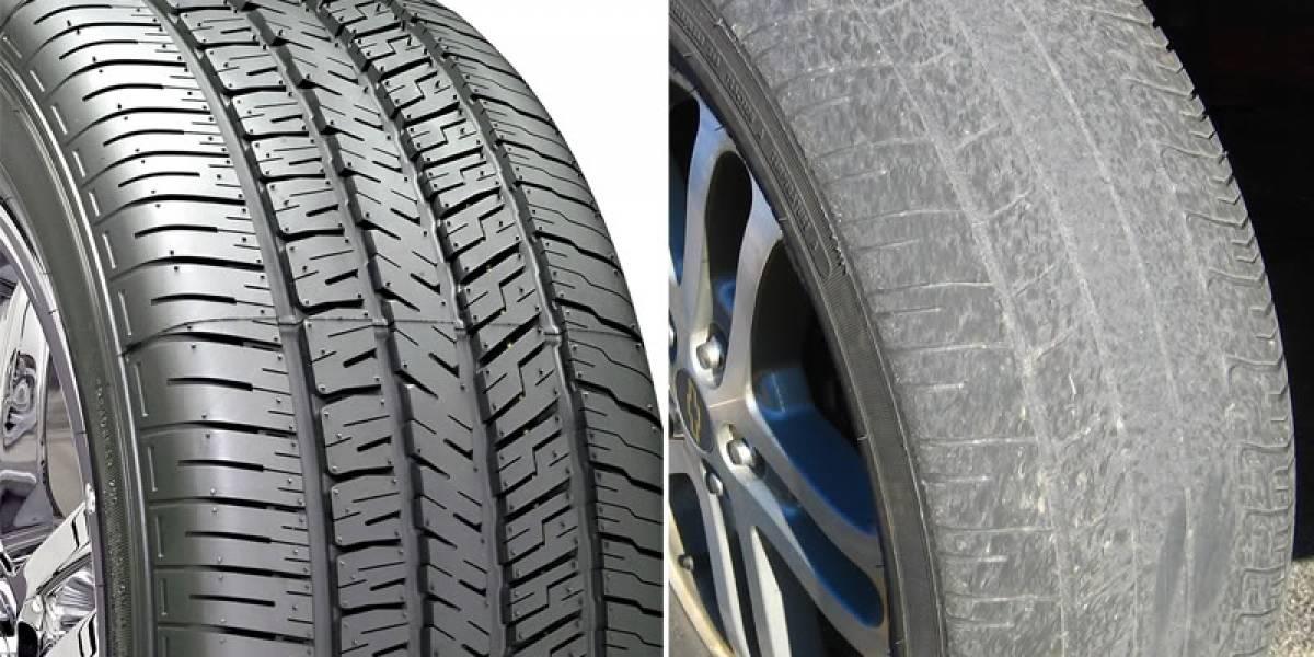 Cuida los neumáticos con estos simples consejos