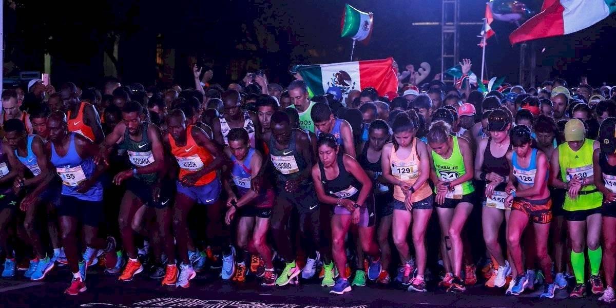 Maratón de la Ciudad de México mantiene Etiqueta Oro
