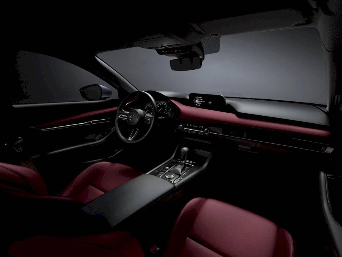 Mazda 3 2019-16