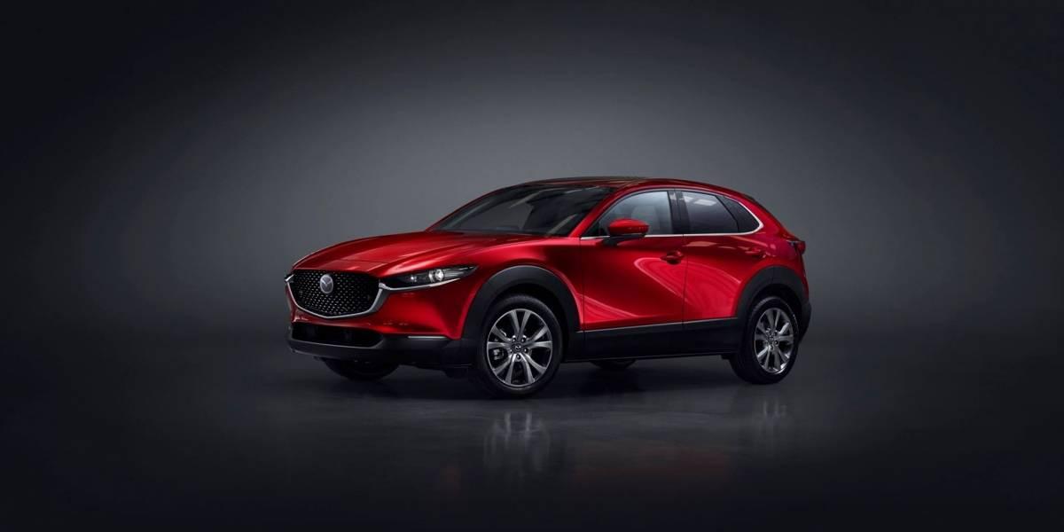 Precios y versiones de la nueva Mazda CX-30 2020