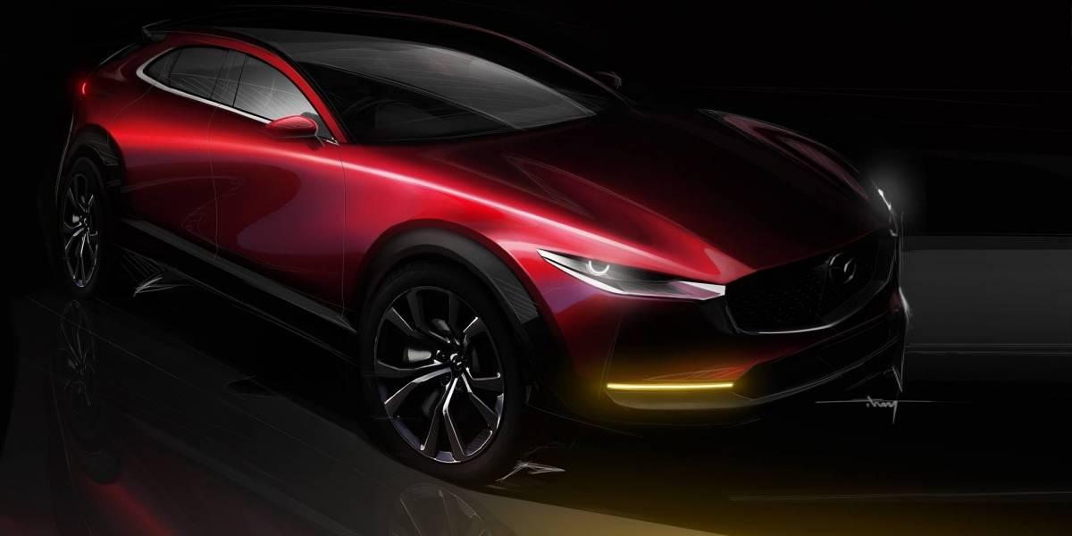 Mazda presentará su primer modelo eléctrico de batería de producción en serie