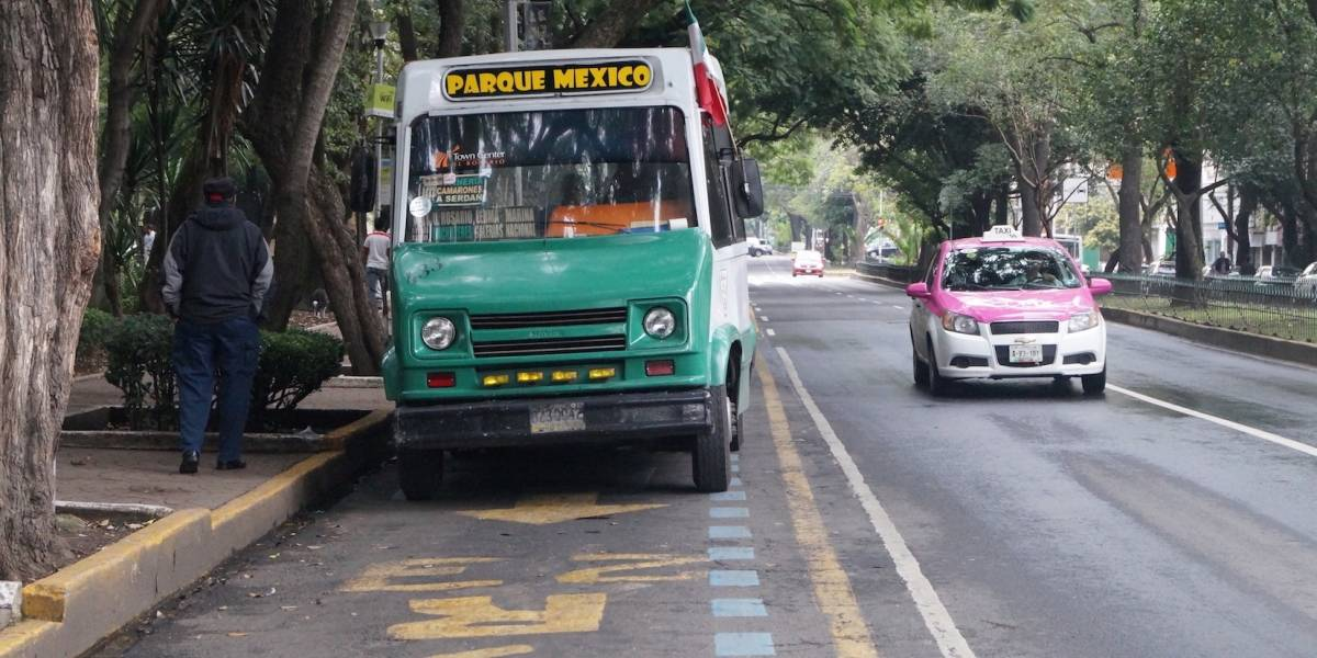Cómo lidiar con los choferes del transporte público sin arriesgarse de más