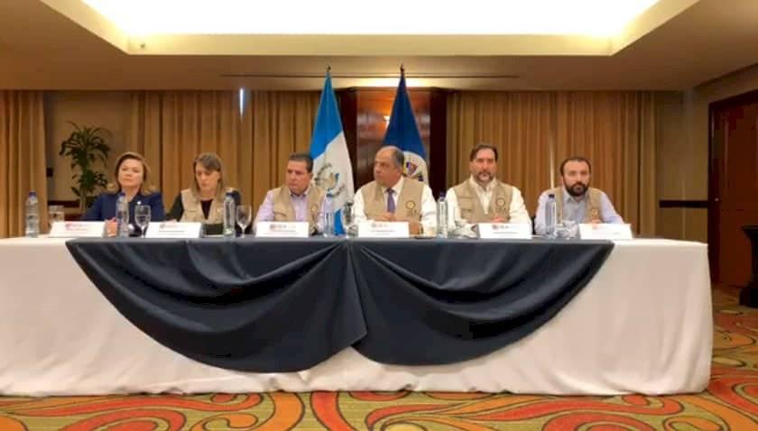 misión de observación electoral de la OEA presenta informe por segunda vuelta