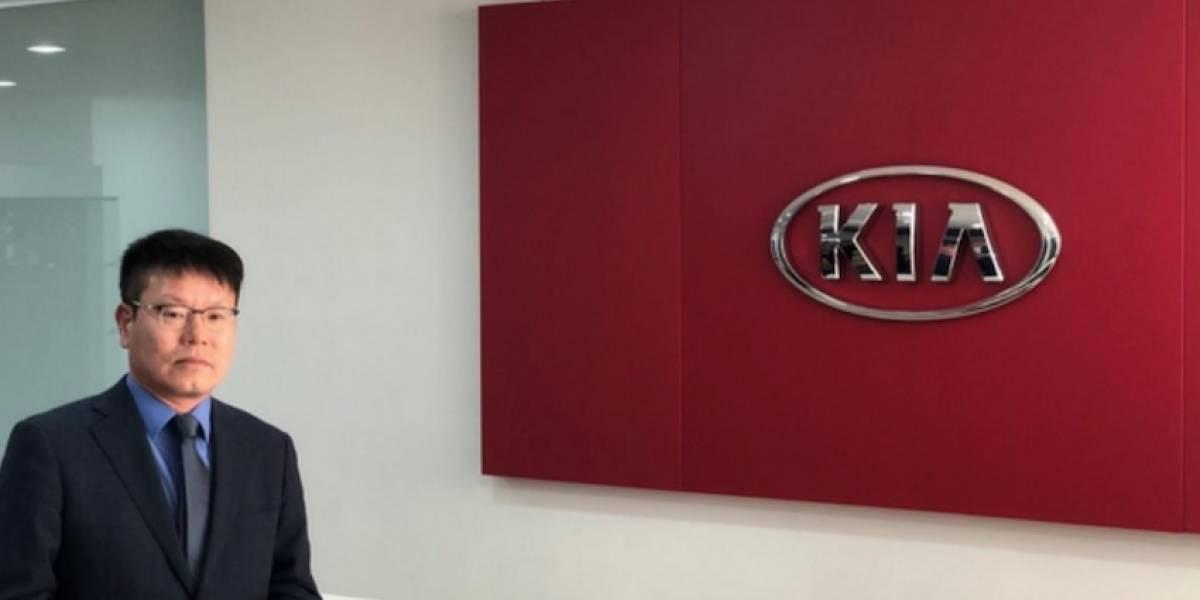 Mr. Ike Kwon es el nuevo Head of Sales de KIA Motors México