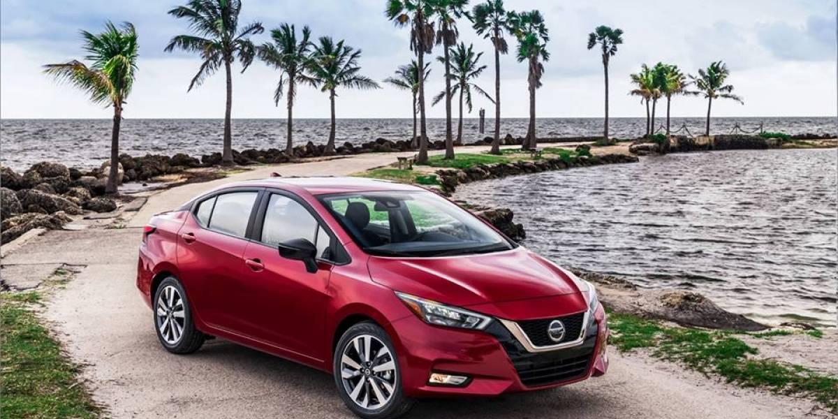 Nissan Versa 2020 se presentó en el Auto Show de Nueva York