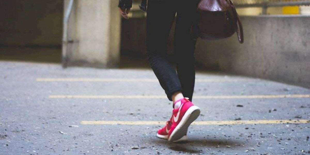 Vivir a pie (y de pie)