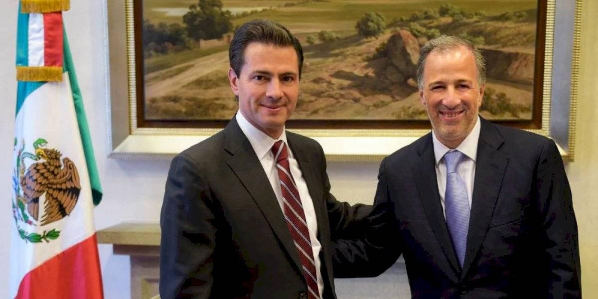 #PolíticaConfidencial Enrique Peña y José Antonio Meade, en mira de la justicia