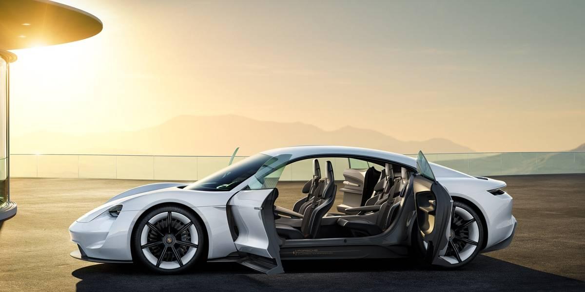Esto es lo que costará el primer Porsche eléctrico, Taycan