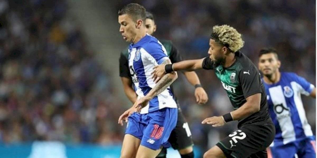 Porto con todo y Marchesín, Corona y Uribe queda fuera de la Champions