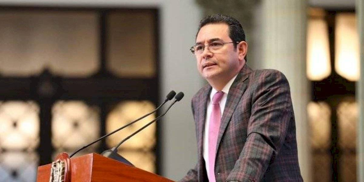 """Presidente Morales sobre CICIG: """"Ellos incumplieron con su parte"""""""
