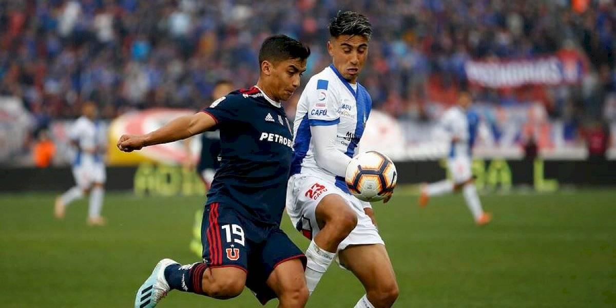 La U arriesga sanción tras acusación de Deportes Antofagasta por falta al fair play