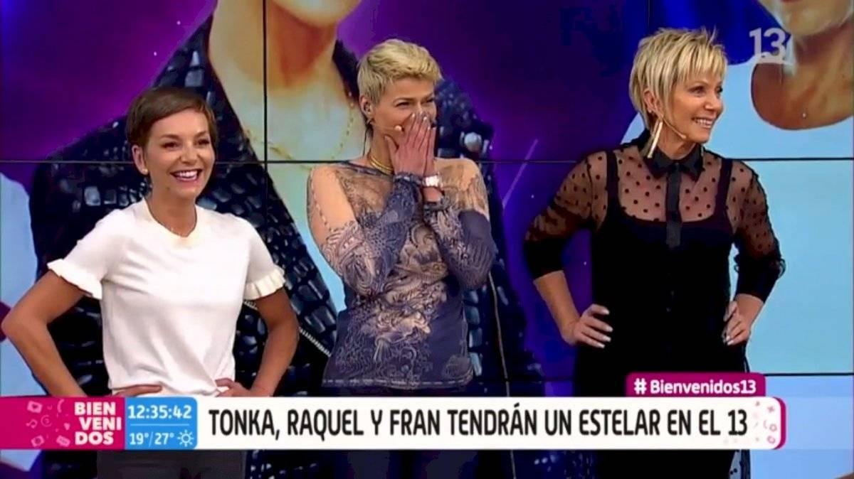 Raquel Argandoña. Tonka Tomicic, Fran García-Huidobro