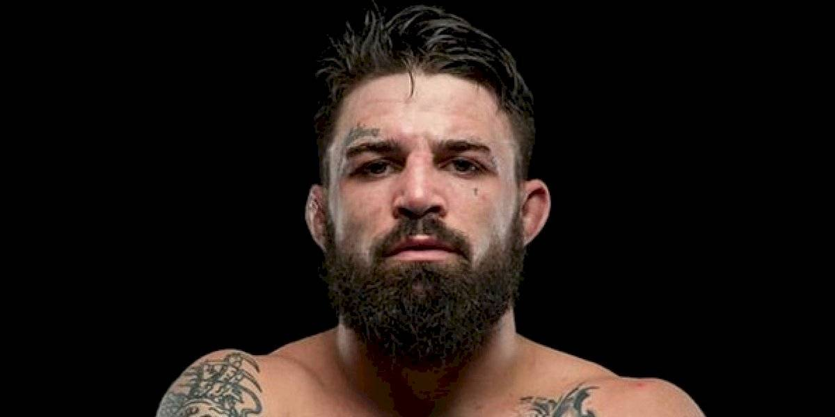 Mike Perry es suspendido tras sufrir terrible fractura de nariz