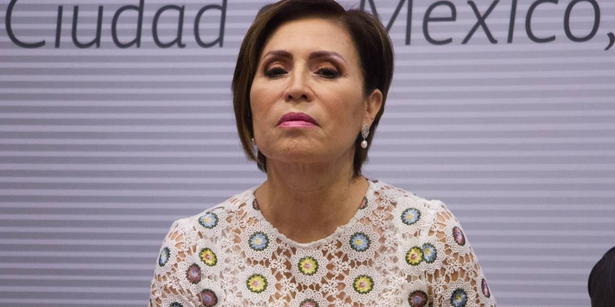 Rosario Robles impugna bloqueo de sus cuentas bancarias