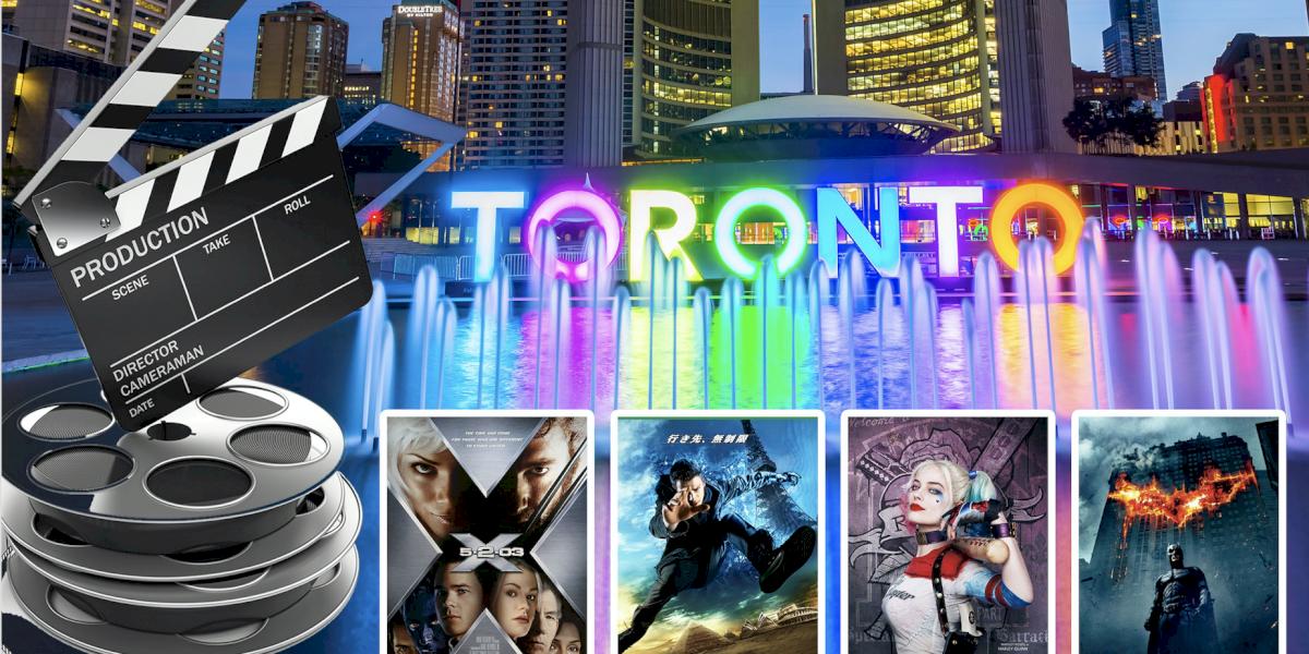Vive un tour de película en Toronto, te llevo a las locaciones de las cintas más taquilleras