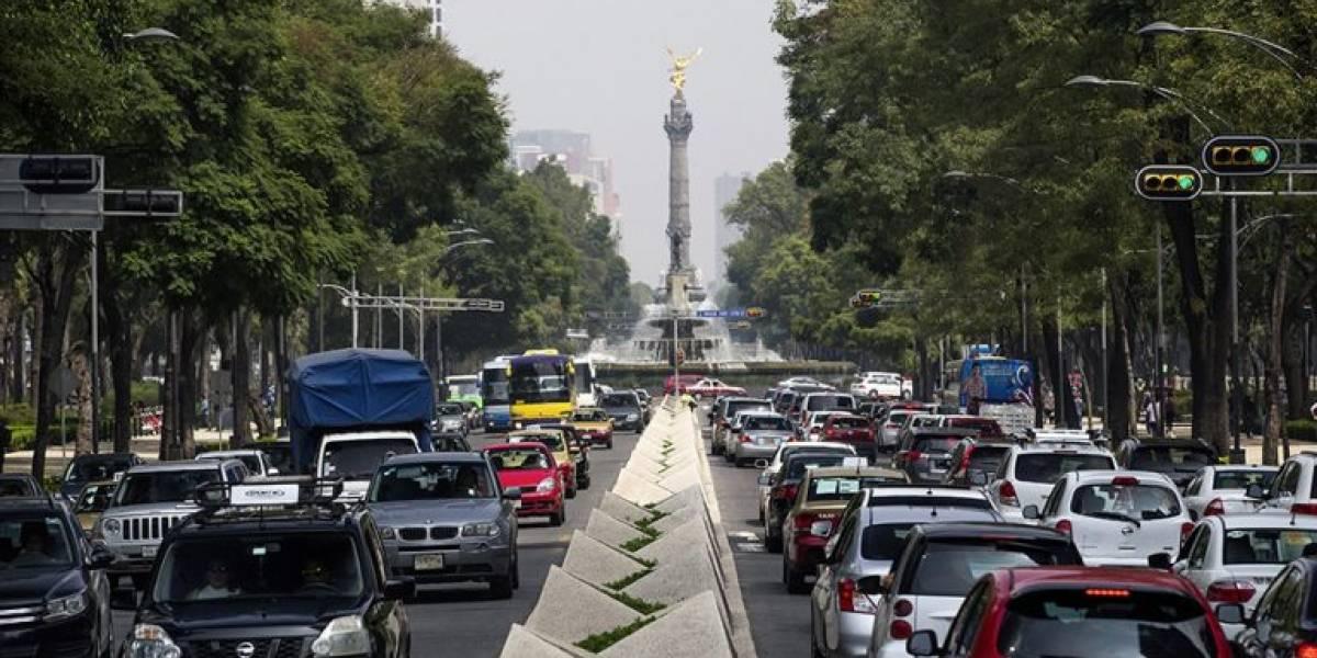 ¿Qué opina la gente de la multa por viajar solo en un automóvil para reducir la contaminación?