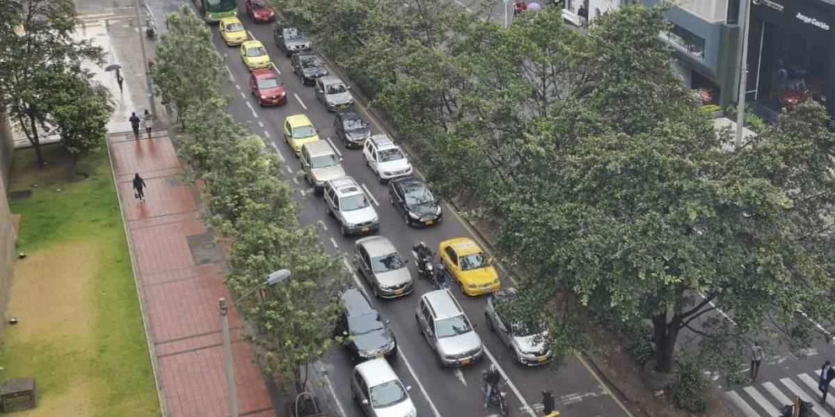 Los trancones de Bogotá son los peores del mundo